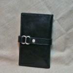 Cuir de veau noir- 125 $