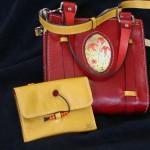 cuir rouge jaune (10)